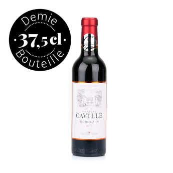 Château Caville - Château Caville Bordeaux Rouge