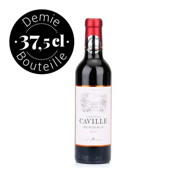 bordeaux rouge - 2016 - bouteille 37.5cl