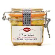 François Sudreau - Whole Truffled Duck Foie Gras