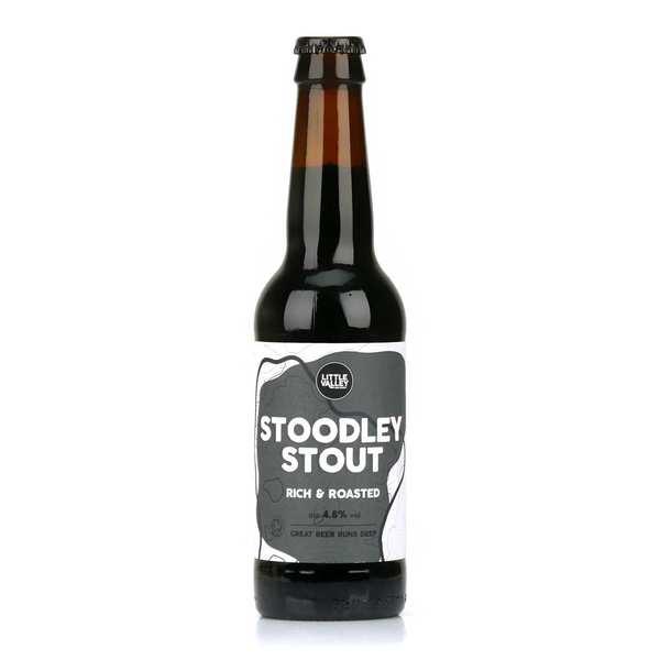 Stoodley stout - Bière stout d'Angleterre bio 4.8%