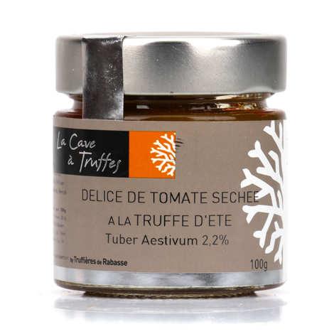 Truffières de Rabasse - Délice de tomates séchées à la truffe d'été 2.2%