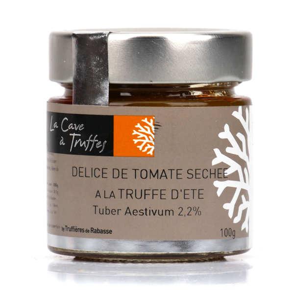 Délice de tomates séchées à la truffe d'été 2.2%