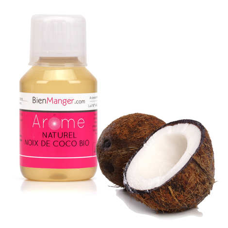 BienManger aromes&colorants - Organic Natural Coco Flavouring