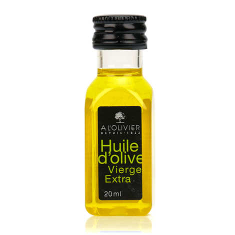 A L'Olivier - Extra Virgin Olive Oil Sample Bottle