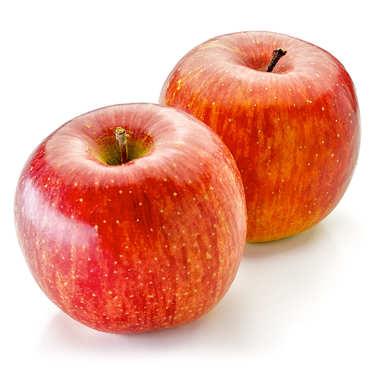 Pommes Fuji de France bio