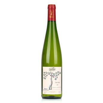 Lissner - Pinot blanc d'Alsace AOC - bio et sans sulfites ajoutés