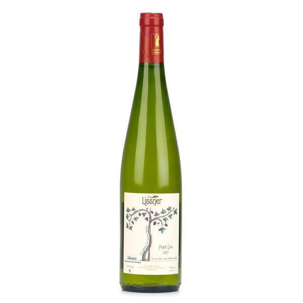 Pinot gris d'Alsace AOC - bio et sans sulfites ajoutés