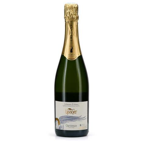 Lissner - Crémant d'Alsace 'Chardonnay' - bio et sans sulfites ajoutés