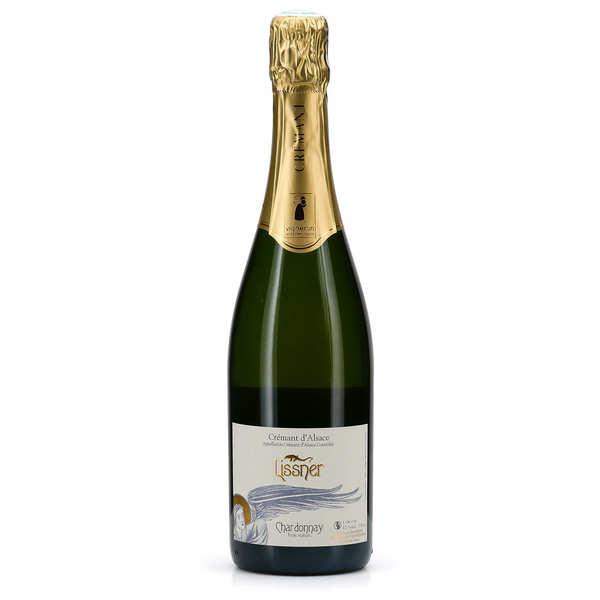 Crémant d'alsace 'chardonnay' - bio et sans sulfites ajoutés - bouteille 75cl - 2015