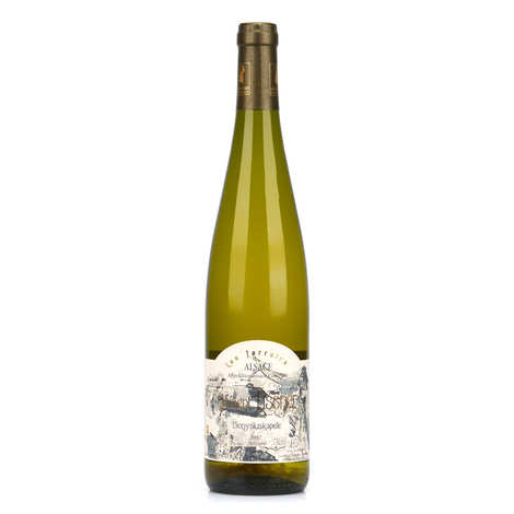 Lissner - 'Sylvaner' White Wine from Alsace - Organic and No Added Sulfites