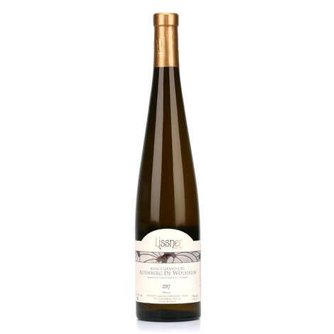 Lissner - Muscat d'Alsace Grand Cru - bio et sans sulfites ajoutés