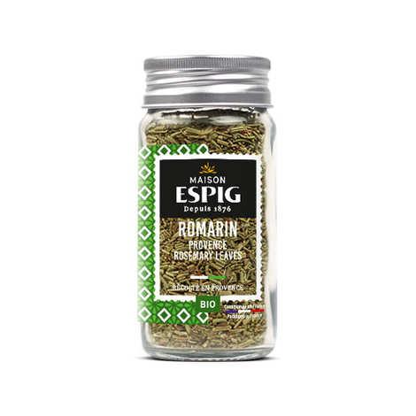 Maison Espig - Organic Rosmary from Provence - Maison Espig