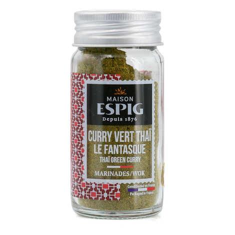 Maison Espig - Green Thaï Curry - Maison Espig