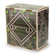 - Cardboard box for 6 bottles of beer (book opening)