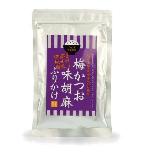 Takusei - Furikake sésame, prune ume, katsuobushi
