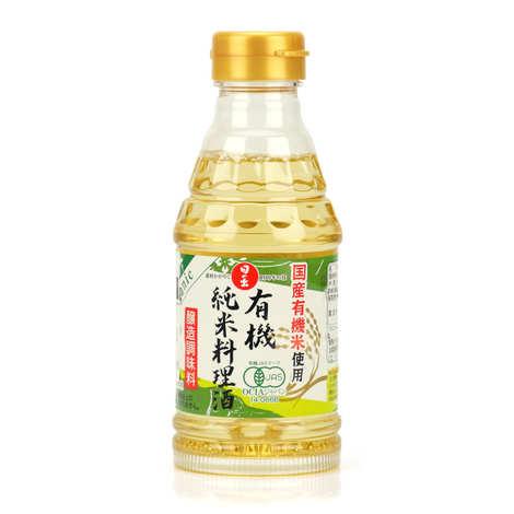 Nishikidôri - Organic Jyunmai Saké for Cooking 12%