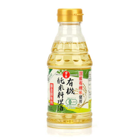 Nishikidôri - Saké jyunmai à cuisiner bio 12%