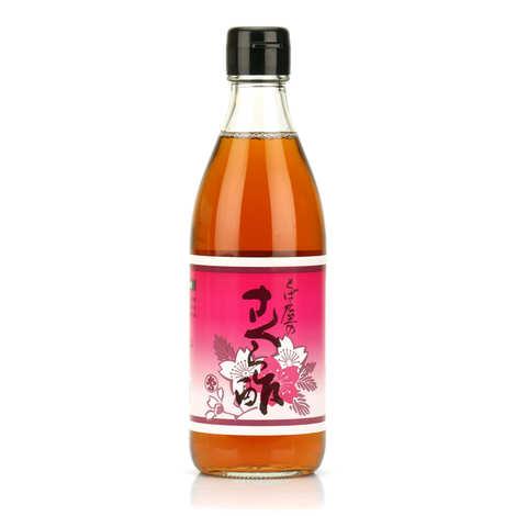 Nishikidôri - Condiment vinaigre de riz et fleur de cerisier Sakura