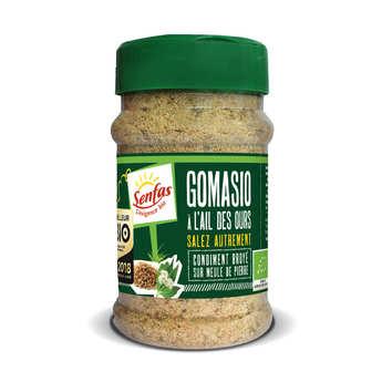 Senfas - Organic Wild Garlic Gomasio