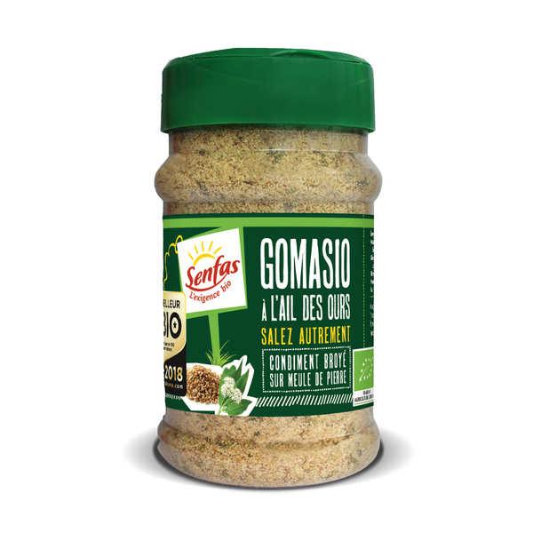 Organic Wild Garlic Gomasio
