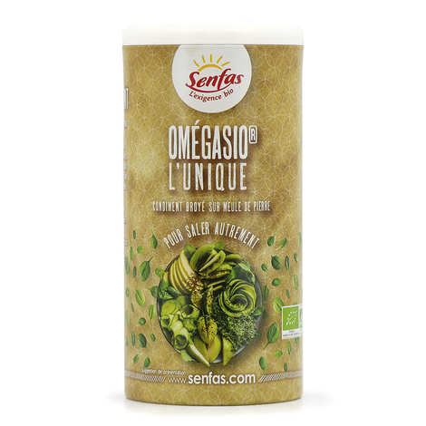 Senfas - Organic Omegasio® - Condiment