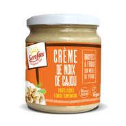 Crème de noix de cajou bio