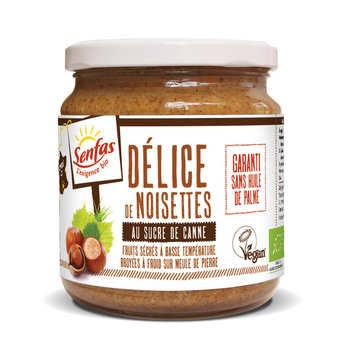 Senfas - Organic Hazelnuts Delight - Spread
