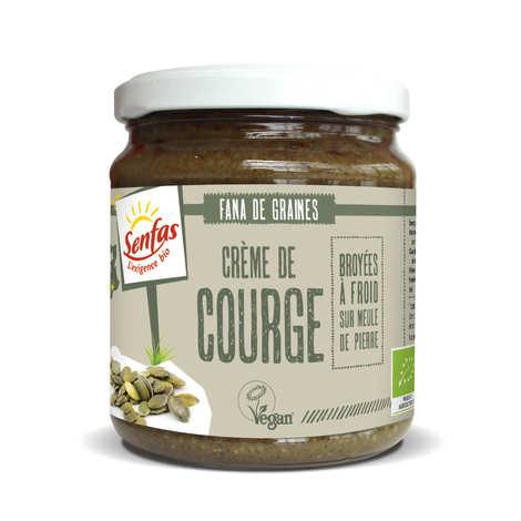 Senfas - Crème de graines de courge bio