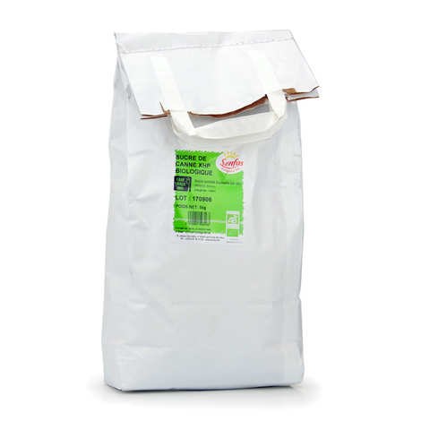 Senfas - Organic and Fair Trade Blond Cane Sugar from Brazil
