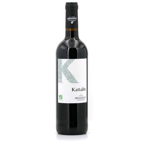 La cave d'Irouleguy - Kattalingorri - Organic Red Wine from Irouleguy