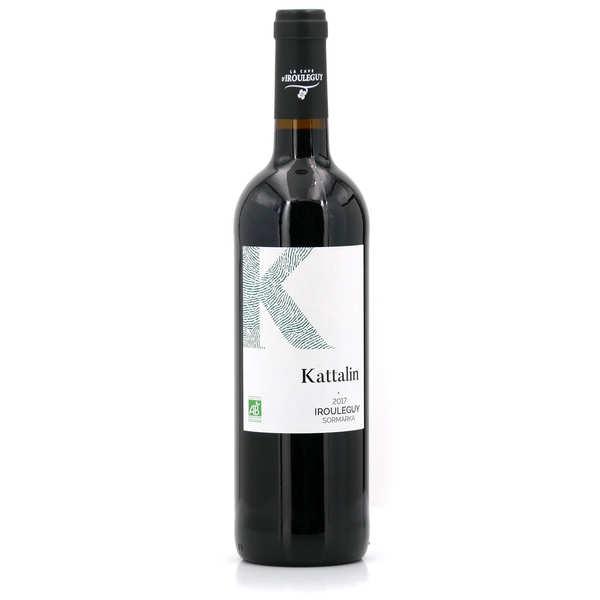Kattalingorri - Irouleguy rouge bio