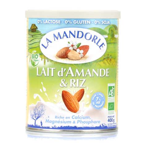 La Mandorle - Organic Almond and Rice Drink in Powder