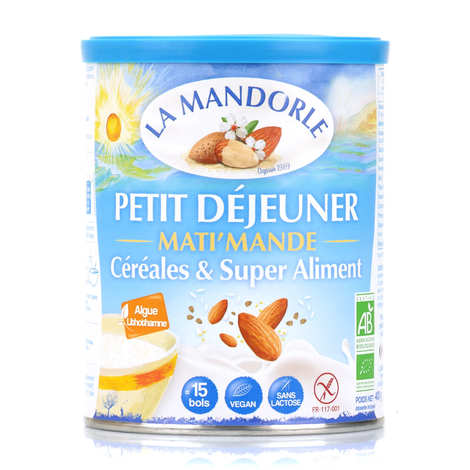 La Mandorle - Mati'Mande - Organic Almond Drink in Powder
