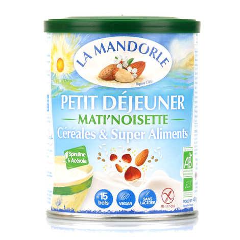 La Mandorle - Mati'Noisette Cao - Organic Hazelnut Drink in Powder