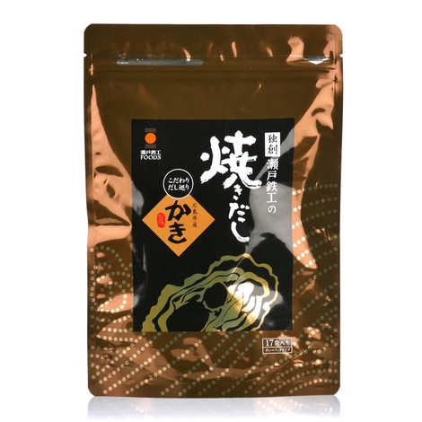 Nishikidôri - Yakidashi kaki - bouillon dashi aux huîtres