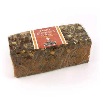 Biscuits Fossier - Pain d'épices de Reims à l'ancienne - Maison Fossier
