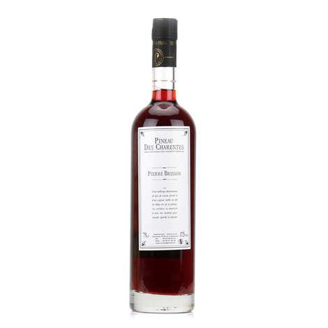 Pierre Brisson - Pineau des Charentes rosé AOC 17.5%