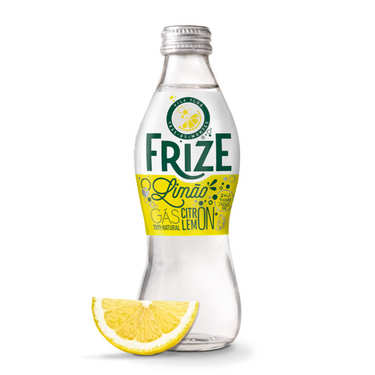 Frize - Soft Drink from Portugal with Lemon