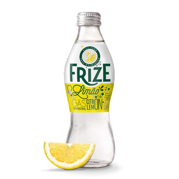 limao - boisson gazeuse du portugal au citron - bouteille 25cl