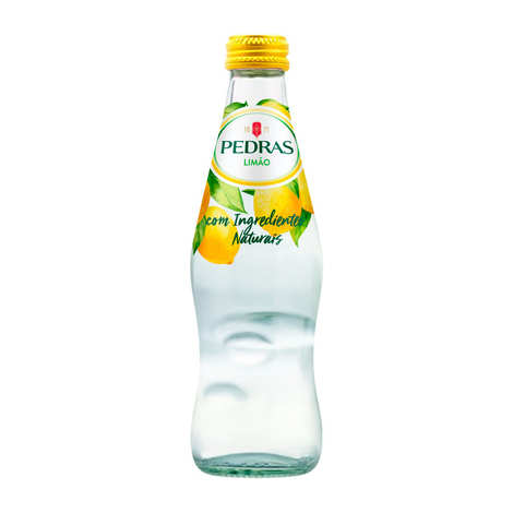 Pedras Salgadas - Sparkling Water from Portugal with Lemon