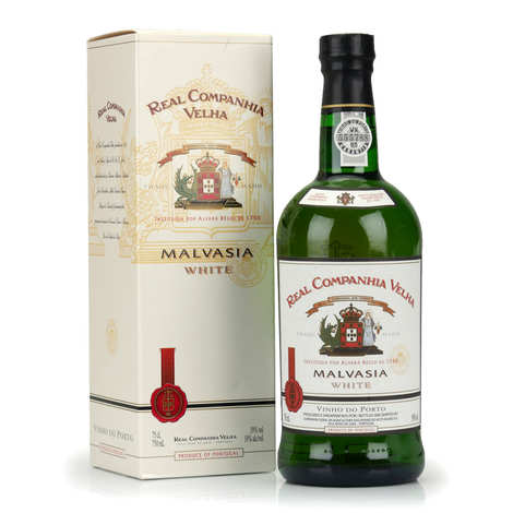 Real Companhia Velha - Porto blanc Malvasia 19%