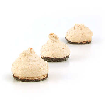 Biscuits Fossier - Macarons poire chocolat - Maison Fossier