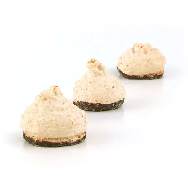Pear & Chocolate Macaroons