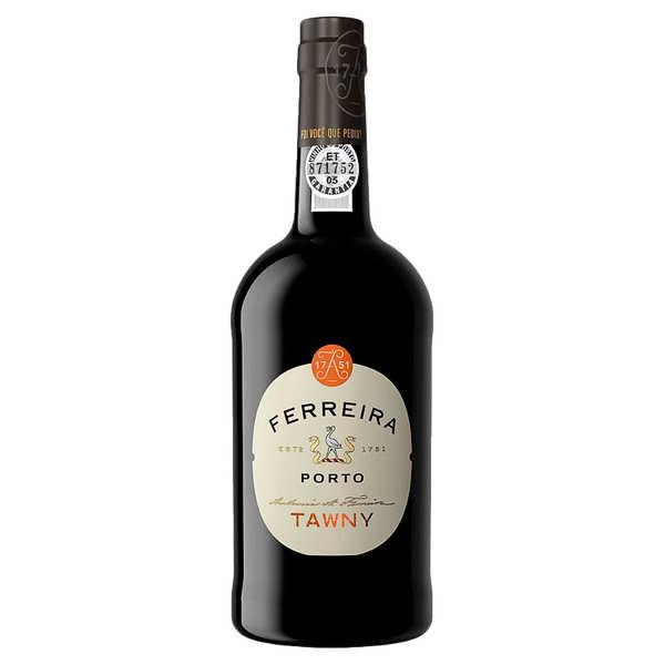 Porto rouge ferreira tawny 19.5% - bouteille 75cl