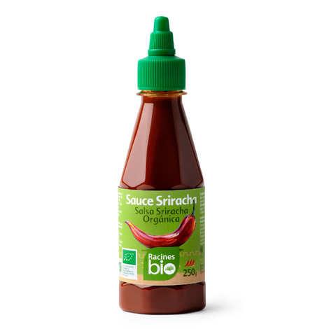 Racines - Sauce piment sriracha bio