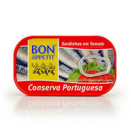 Sardines with Tomato from Portugal