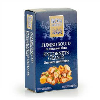 Bon Appetit - Encornets sauce américaine