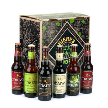 BienManger paniers garnis - O'Hara's Irish Beer Box