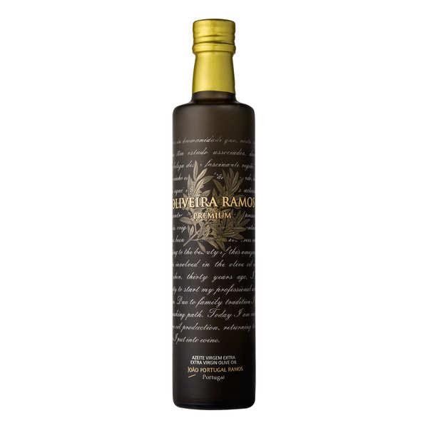 Huile d'olive vierge extra premium du Portugal