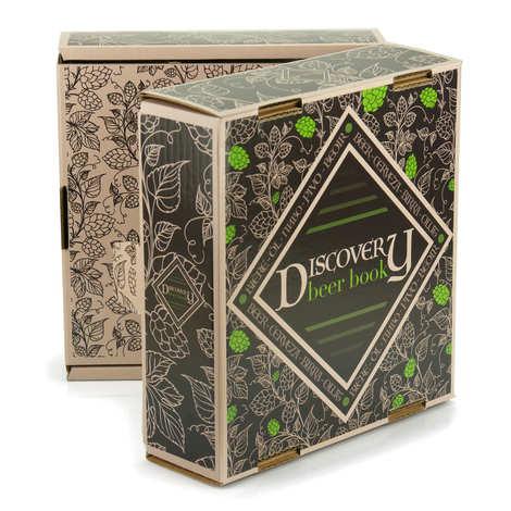 - Caisse carton décorée pour 6 bières irlandaises